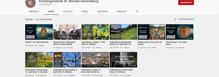 Youtube-Kanal